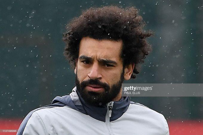 """Muhammad Salah: """"Bizning madaniyatimizda ayollarga bo'lgan munosabatni o'zgartirish zarur"""" - liverpul.uz"""