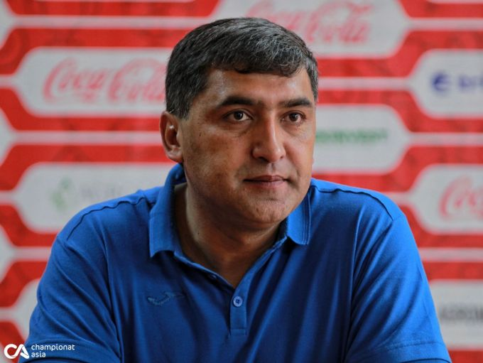 Д. Файзиев: «Супер жамоага қаршилик қила олдик»