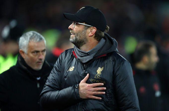 """Mourinyo: """"Bu superkambekning yagona nomi bor - Yurgen"""" - liverpul.uz"""