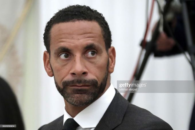 """Ferdinand: """"Bunday vaqtlarda dushmanlar ham """"Liverpul""""ni hurmat qilishadi"""" - liverpul.uz"""