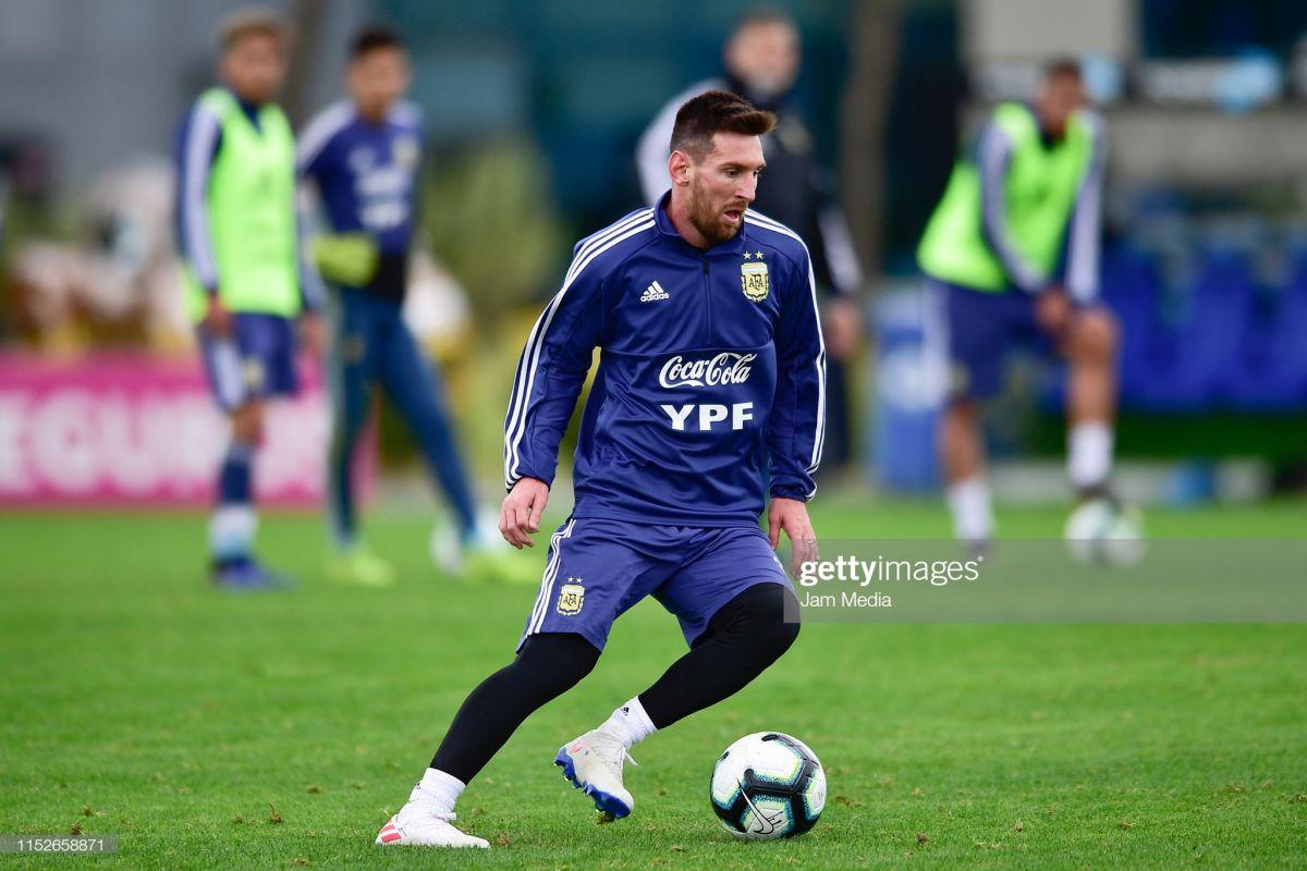 """Lionel Messi: """"O'zimni bosh murabbiy sifatida tasavvur qila olmayman"""""""
