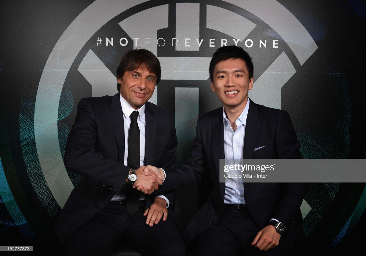 """Antonio Konte: """"Inter"""" 8 yildan beri chempionlik uchun kurashmayapti"""""""