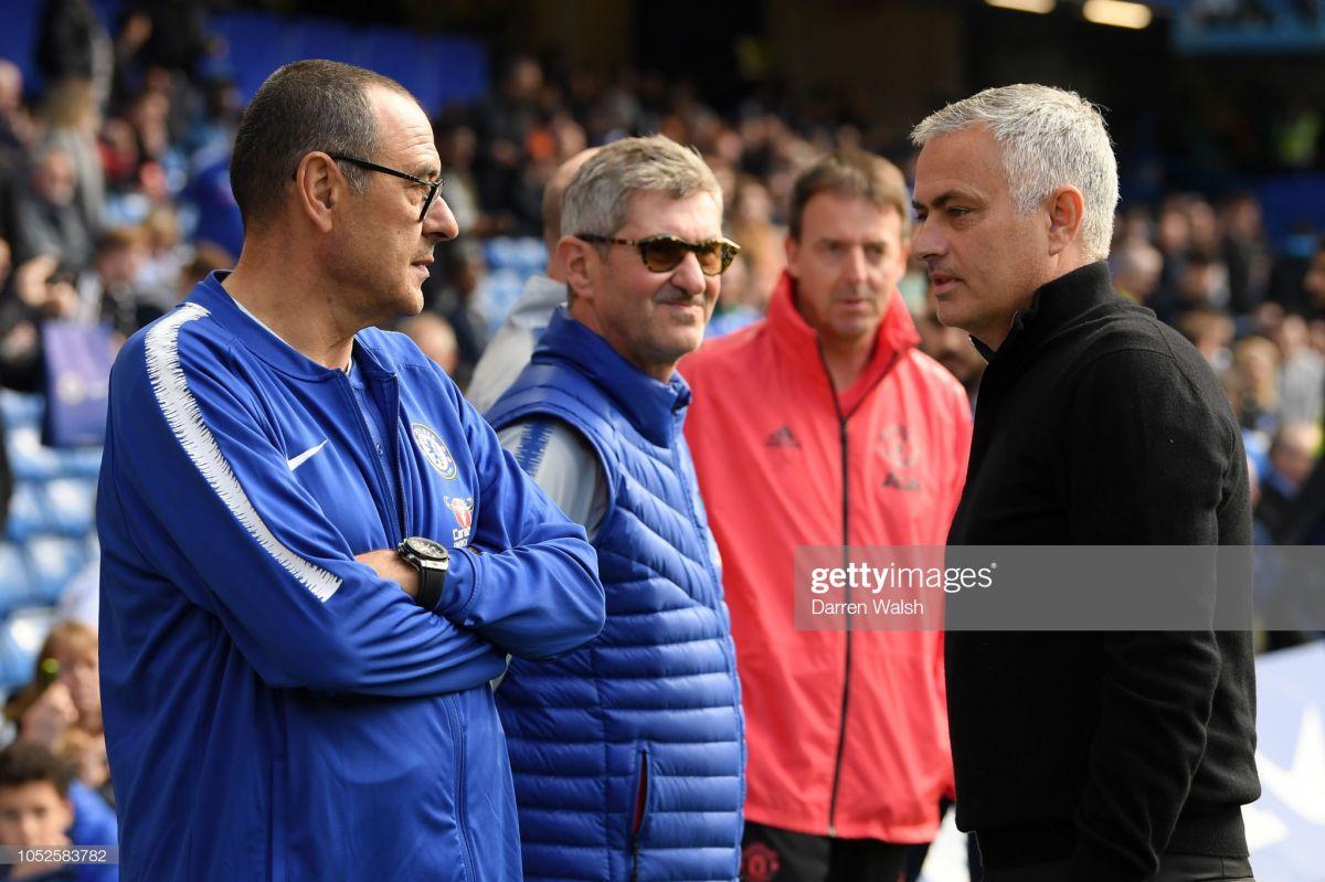 """Mourino allaqachon Londonda va """"CHelsi""""ni qabul qilib olishga tayyor"""