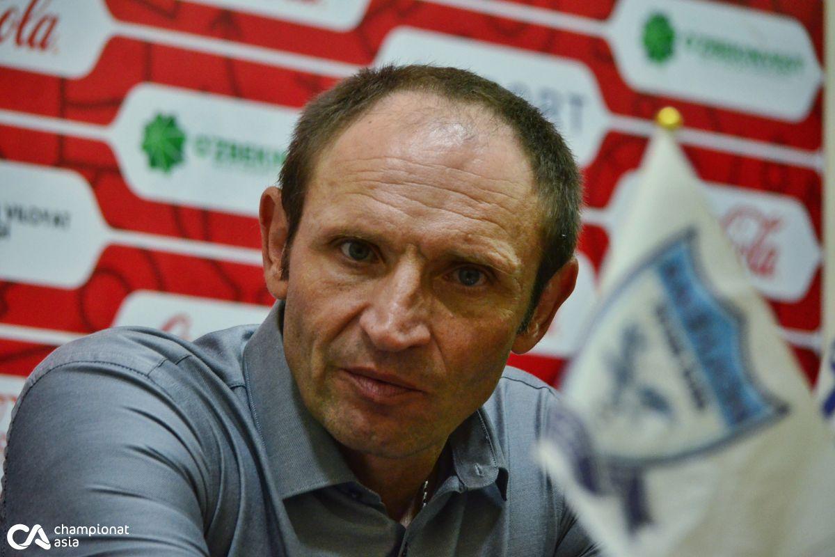"""Aleksandr Xomyakov: """"Dinamo""""da yorqin nomlar yo'q, ammo jamoa bor"""""""