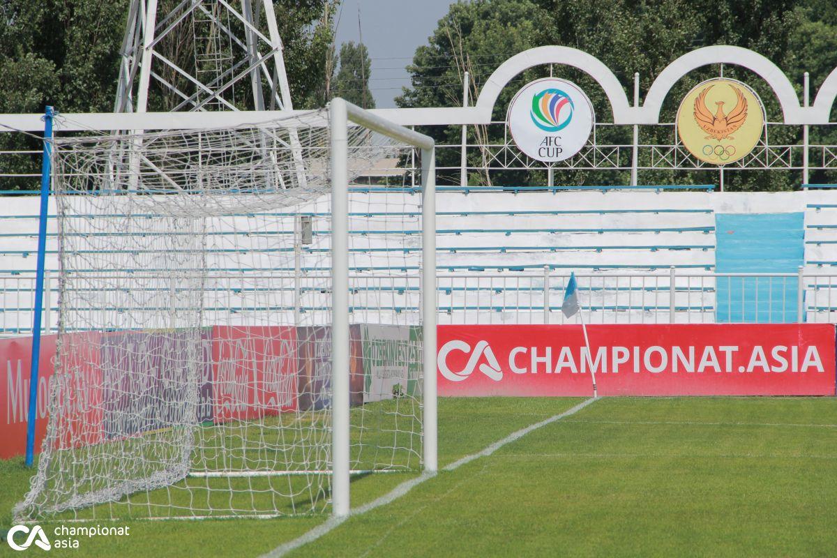 Foto            Qo'qondagi stadion bugungi bahsga tayyor