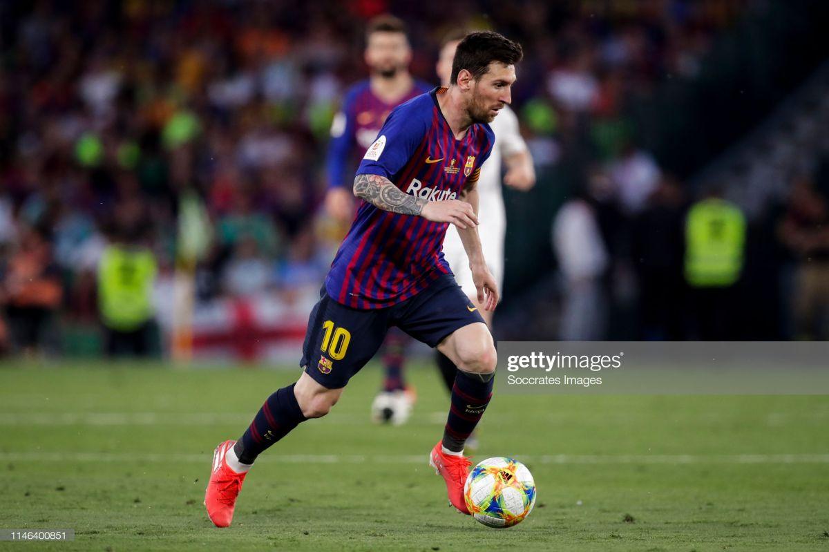 Lionel Messi - yil futbolchisi