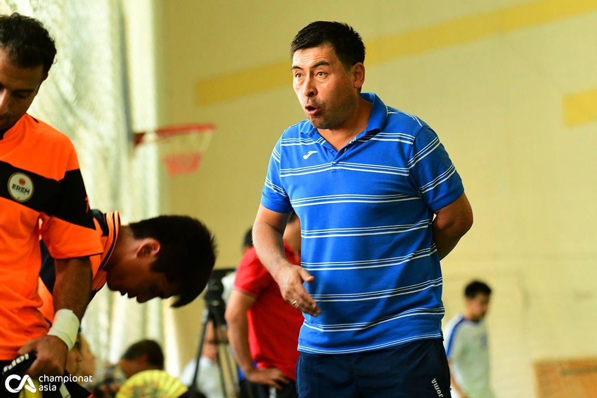 """Daniyar Abduraimov: """"Yosh o'yinchilaringiz yaqin orada asosiy tarkibdagilarga raqobat qila olishadi"""""""