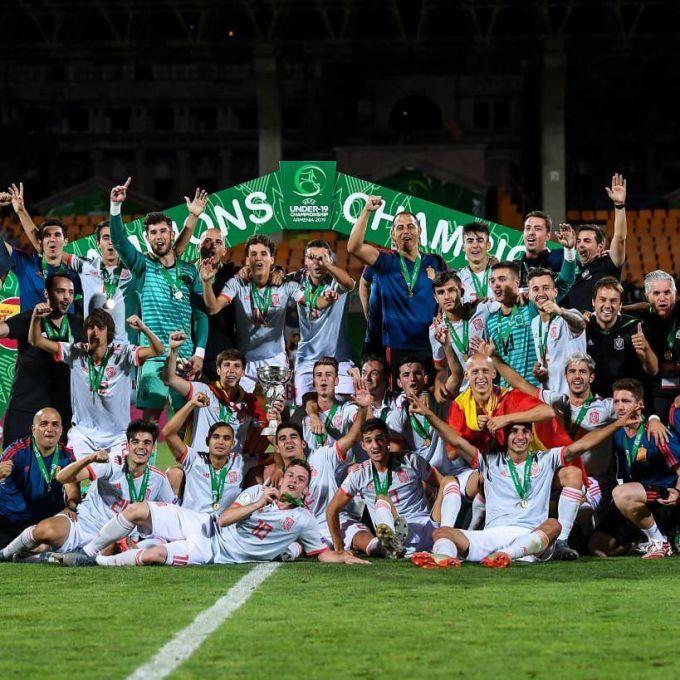 U-19 Evropa chempionati. Torresning dubli Ispaniyaga navbatdagi titulni keltirdi