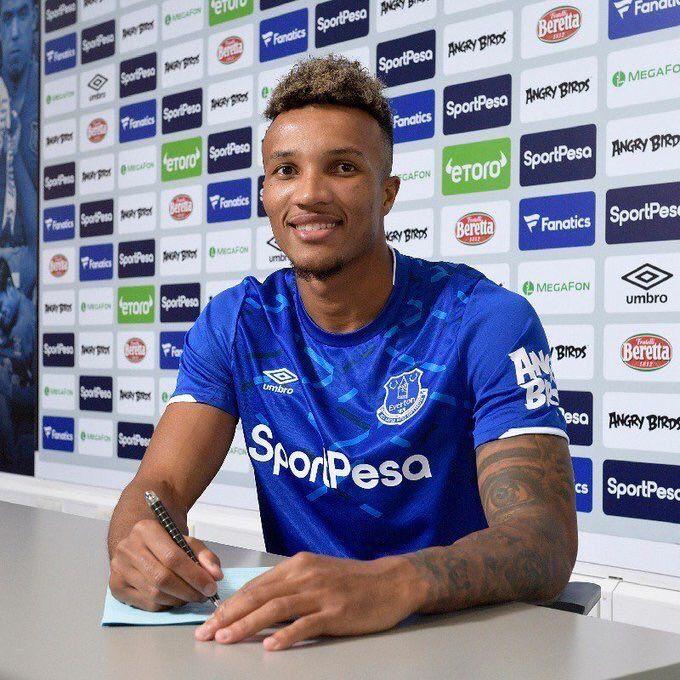 """Rasman: """"Everton"""" navbatdagi transferni elon qildi"""