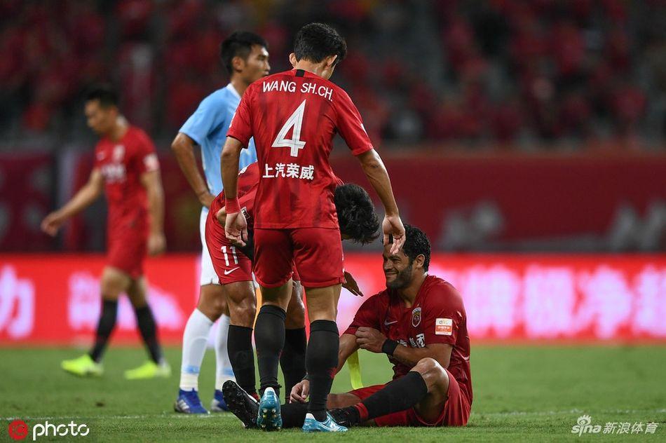 """Xitoy Superligasi. """"SHanxay SIPG"""" golsiz durang qayd etdi"""