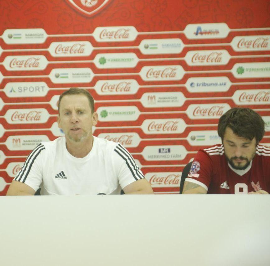 """Deyan Jurjevich: """"Professional jamoa bunday o'yin namoyish etmasligi kerak"""""""