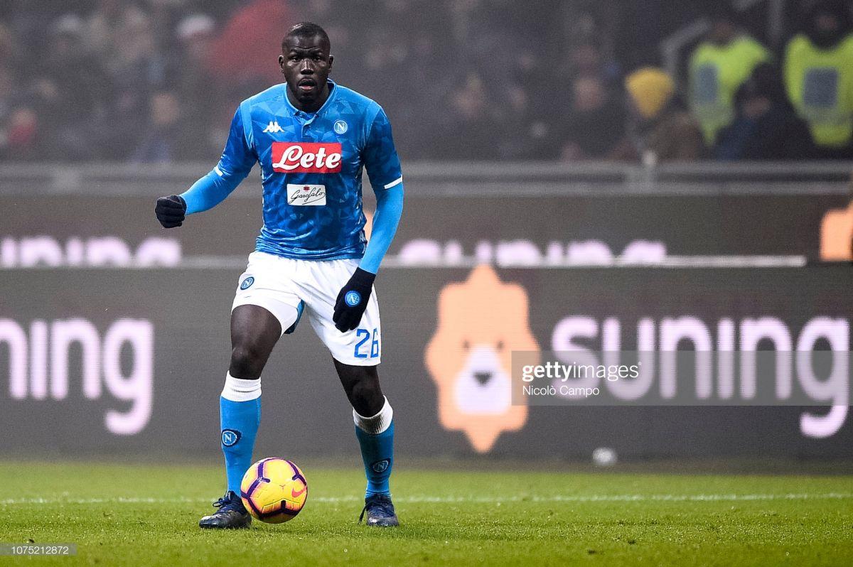 """Napoli"" prezidenti: ""Kulibalining transferini 250 million funtga baholayman"""