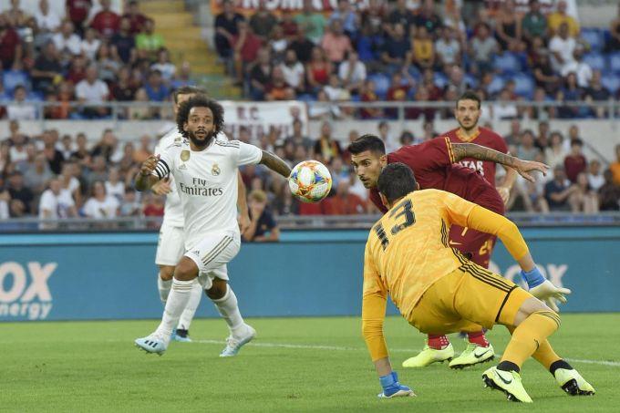 """O'rtoqlik o'yini. """"Real"""" safarda """"Roma""""ga penaltilar seriyasida yutqazdi"""