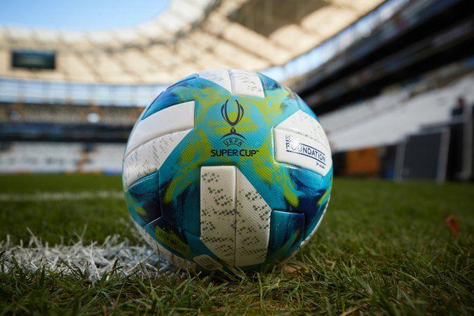 Ertaga UEFA Superkubogi o'tkaziladi. Yangi to'pni ko'rdingizmi?