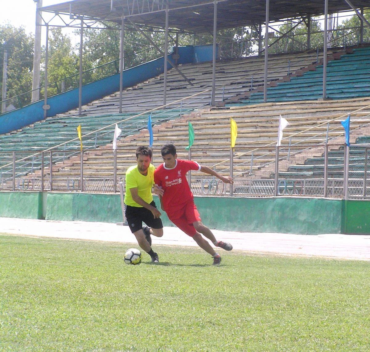 """Farg'onada """"CHarm to'p-2019"""" futbol musobaqasi o'tkazilmoqda"""