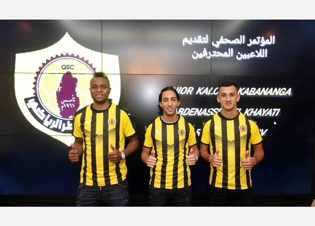 """Foto            """"Qatar SK"""" Sardor Rashidovni keng ommaga tanishtirdi"""