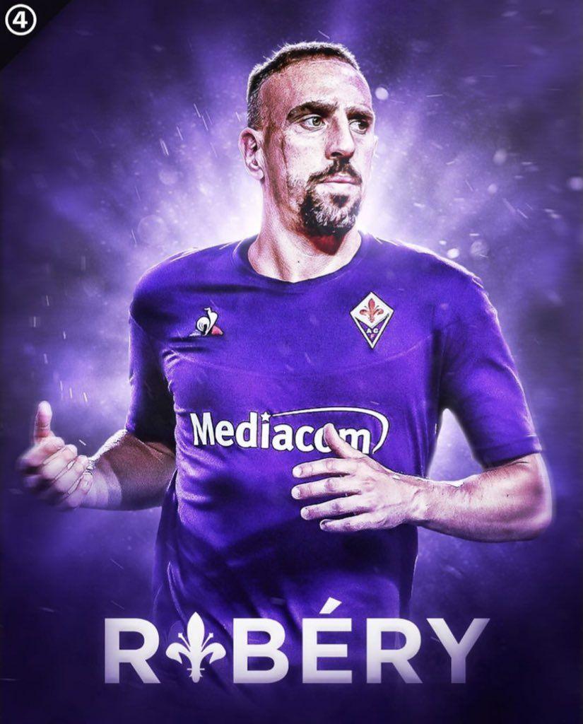 Rasman: Frank Riberi A Seriya klubiga o'tdi