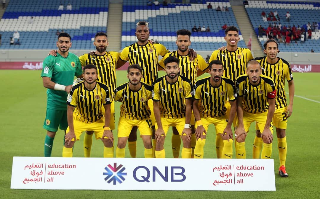 """Video            """"Qatar SK"""" 1-turda mag'lub bo'ldi, Sardor Rashidov qaydnomaga kiritilmadi"""