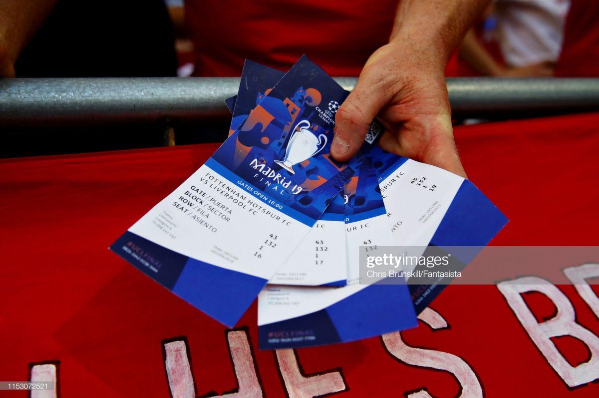 UEFA ECHL va ELda mehmon jamoa muxlislari uchun chipta narxlarini malum qildi