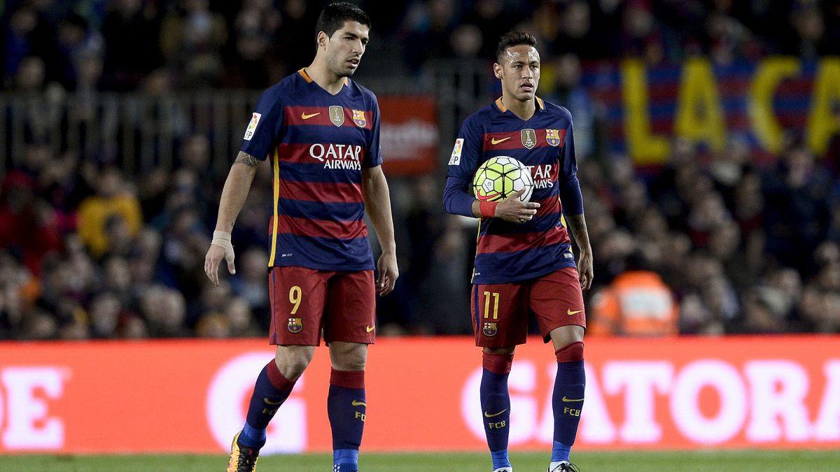 """Luis Suares: """"Neymar """"Barselona""""ga qaytish uchun qo'lidan kelgan barcha ishni qildi"""""""