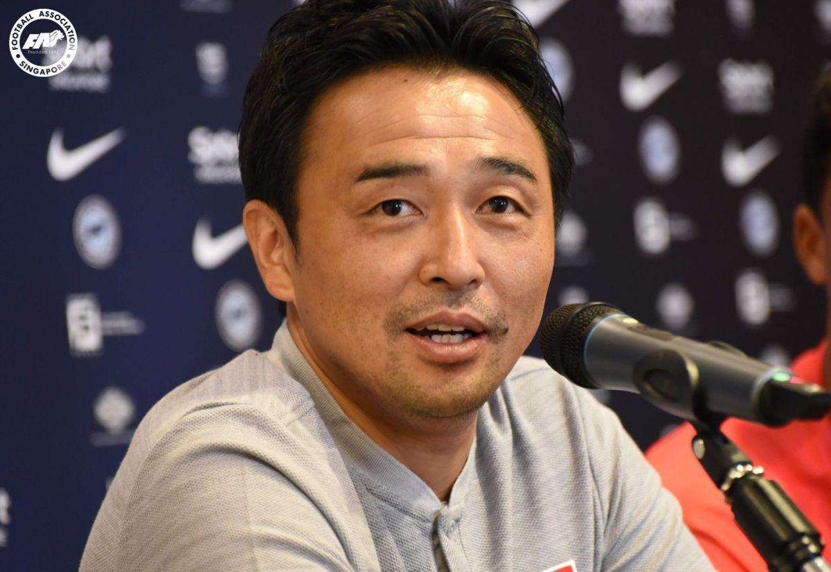 """JCH-2022 saralashi. Singapur bosh murabbiyi: """"Falastinning qarshi hujumlari juda xavfli"""""""
