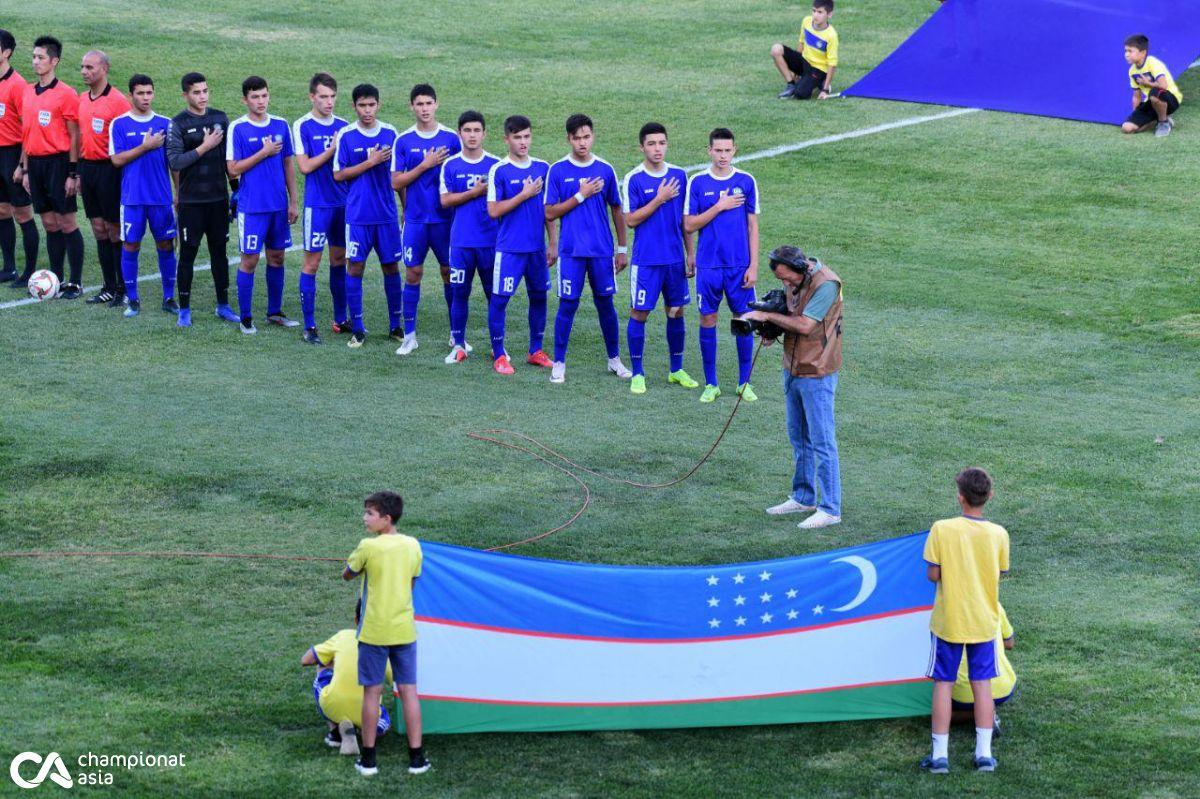 Live            U-16 Osiyo chempionati-2020 saralashi. Turkmaniston - O'zbekiston, Bahrayn - Hindiston (onlayn hisoblar) Vakillarimiz hisobda oldinga chiqib olishdi