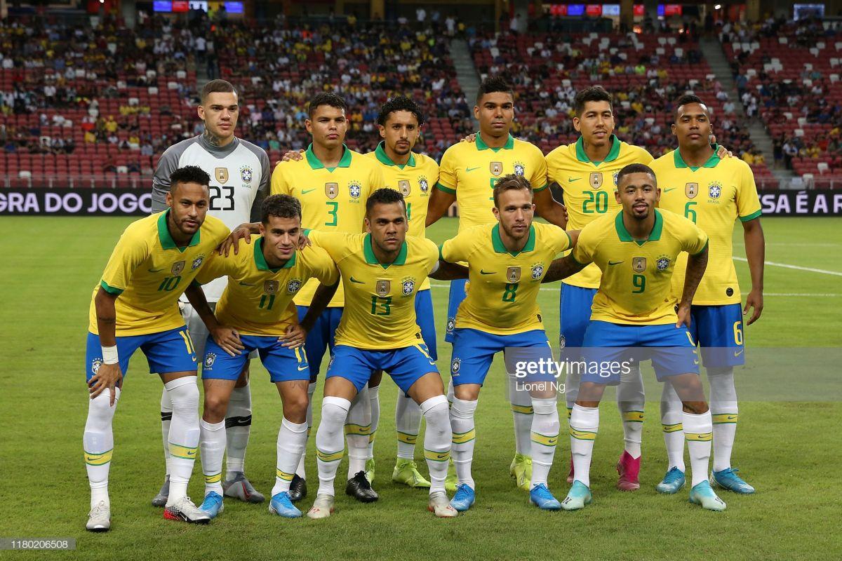 Foto            Braziliya o'rtqolik o'yinida Senegal bilan durang qayd etdi, Neymarda yubiley