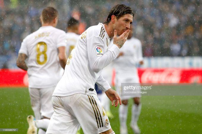 """La Liga. """"Alaves"""" - """"Real Madrid"""" 1:2"""