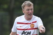 David Moyes says he has stepped up to another level at Manchester United
