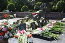 "A new memorial to the team ""Pakhtakor-79"""