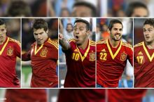 Isco, Íñigo, Thiago, Tello and Koke get senior call-up