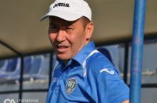 Nuraliev hopes his team will play better