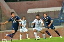 Bunyodkor became the first finalist of the Uzbekistan Cup 2013